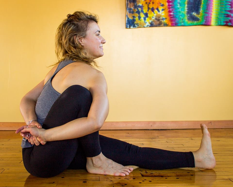 Olivia Yoga